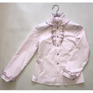 Блуза Анита цвет розовый