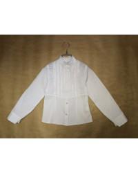 Блуза Анюта цвет белый