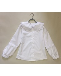 Блуза Марина цвет белый
