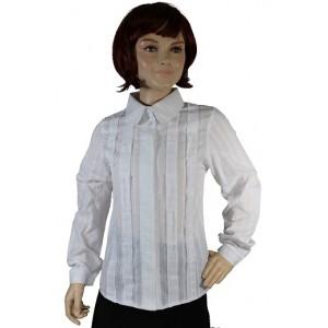 Блуза Машенька белая