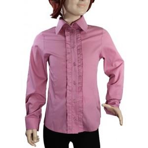 Блуза Оля розовая