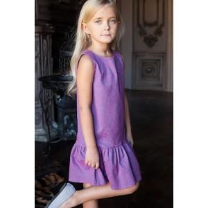 Платье F22.149 сиреневый