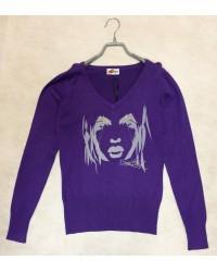 Джемпер для девочки 729 фиолетовый
