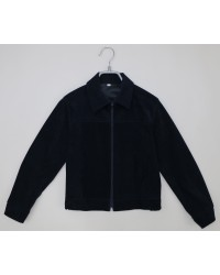 Куртка спандекс синий