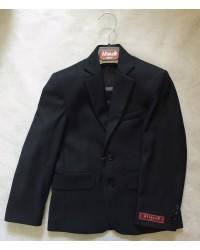 Пиджак для мальчика В-П-02 черный