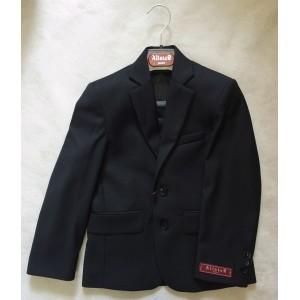 Пиджак для мальчика 02 черный