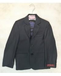 Пиджак для мальчика В-02 серый