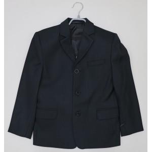 Пиджак для мальчика 04 синий